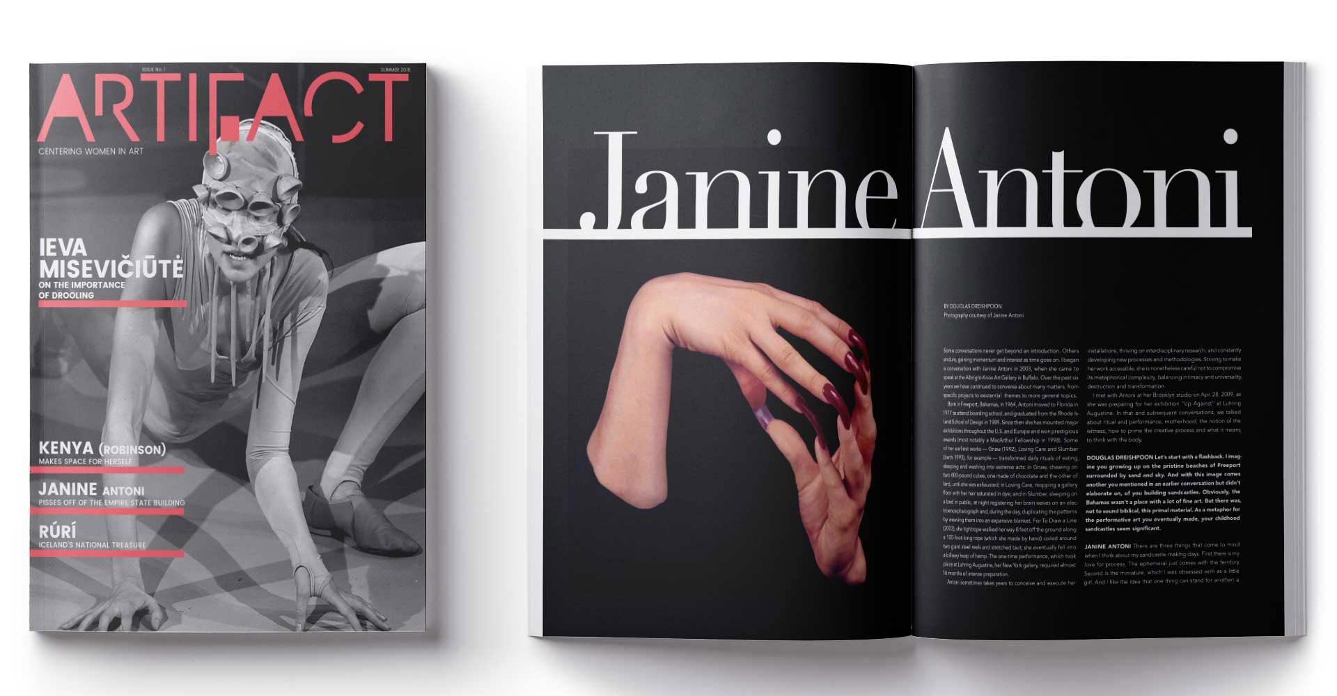 Artifact Magazine